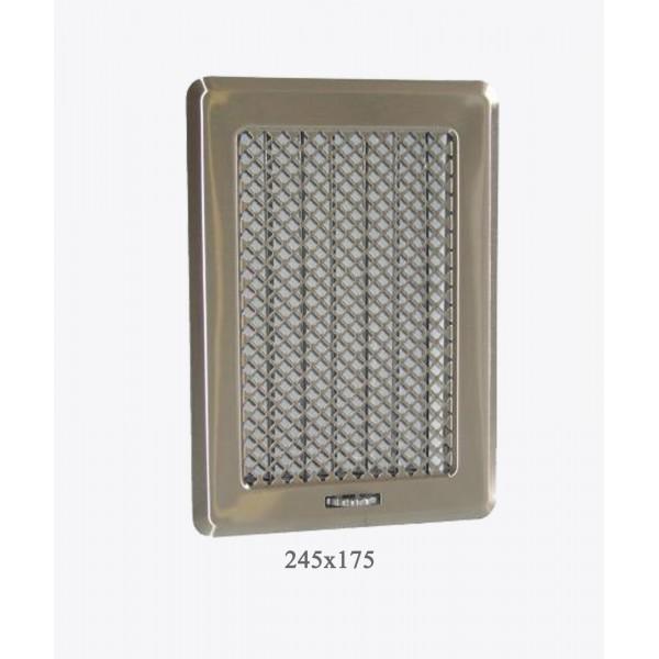 Вентиляційна решітка Рж3 хром