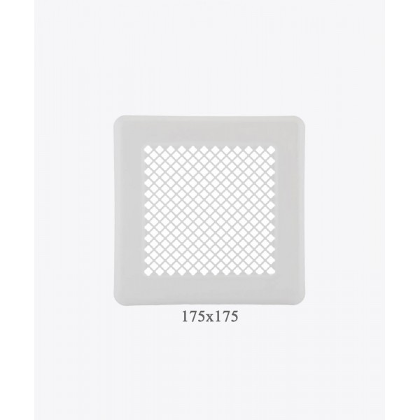Вентиляційна решітка Р14 біла
