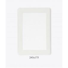 Вентиляційна решітка Darco Р3 light, 175х245 мм, біла