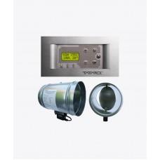 Автоматика для камінів з водяним контуром RT-08P Kominek LUX titanium
