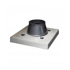 Одноканальний верхній комплект для керамічного димоходу Schiedel APIP (без вентиляції)