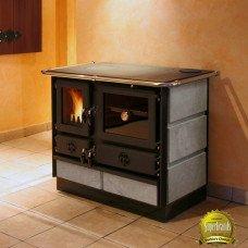 Кухонна піч MBS MAGNUM (чавун/камінь), 11 кВт